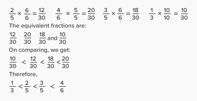 find the equivalent fractions