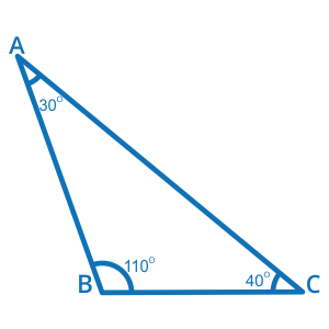 obtuse triangle example 2