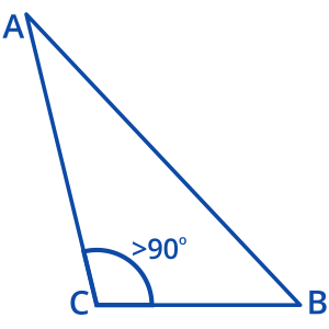 obtuse triangle example 3