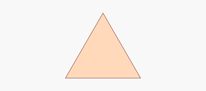Triangle math geometry