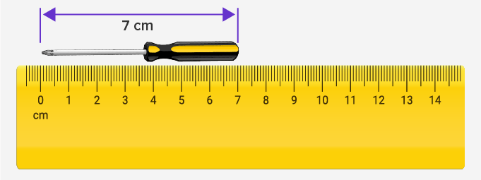 measure the length