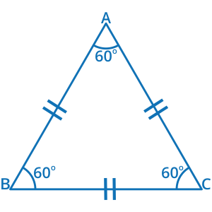 Equilateral Acute Triangle