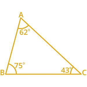Scalene Acute Triangle
