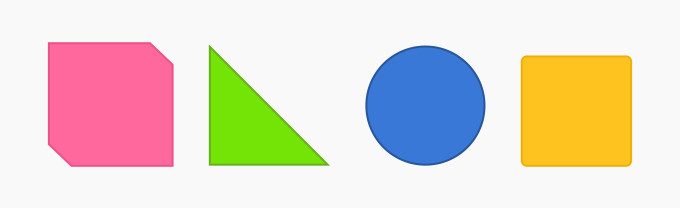 non-example of trapezoid
