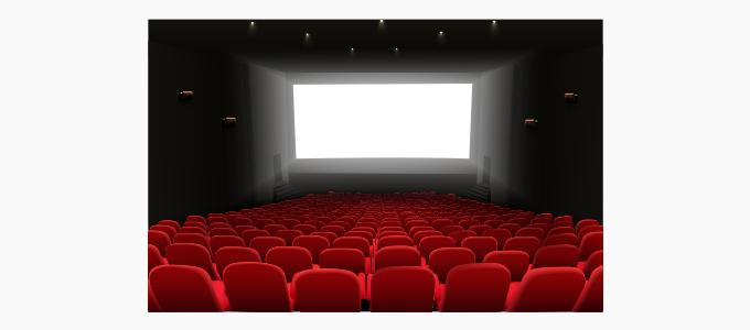 rectangular auditorium