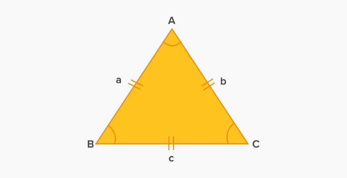 perimeter of an isosceles triangle