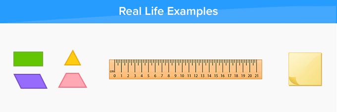 line segment real life example