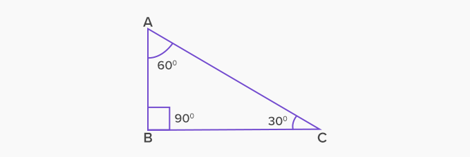 scalene right triangle