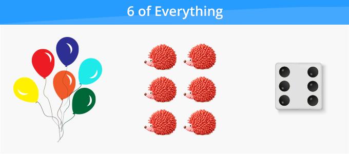 six things around us