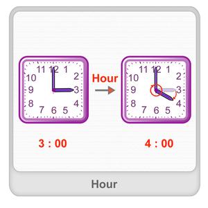 Hour Worksheet