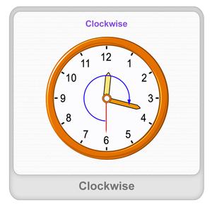 Clockwise Worksheet