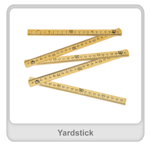 What is Yardstick? - Definition, Facts & Example
