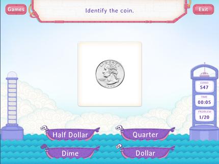 Quarter And Half Dollar