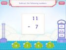 Subtract 7