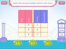 Order decimals less than 1