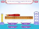 Measuring length - customary units