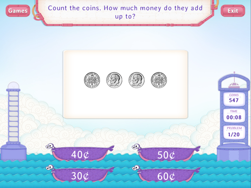 Count money Worksheet